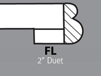 """FL - 2"""" Duet"""