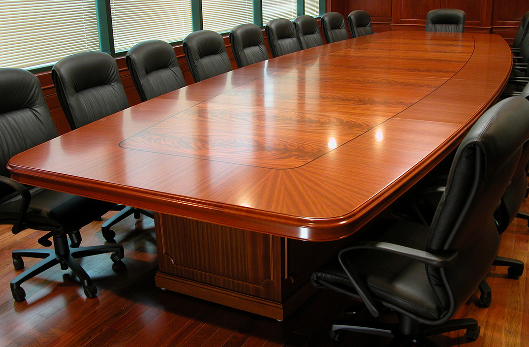 Georgetown Table Arnold Contract - Traditional conference table