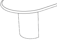 Half Cylinder