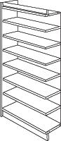 Single-Sided Add-On Unit - GLSA
