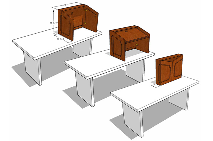 Podiums And Lecterns Arnold Contract