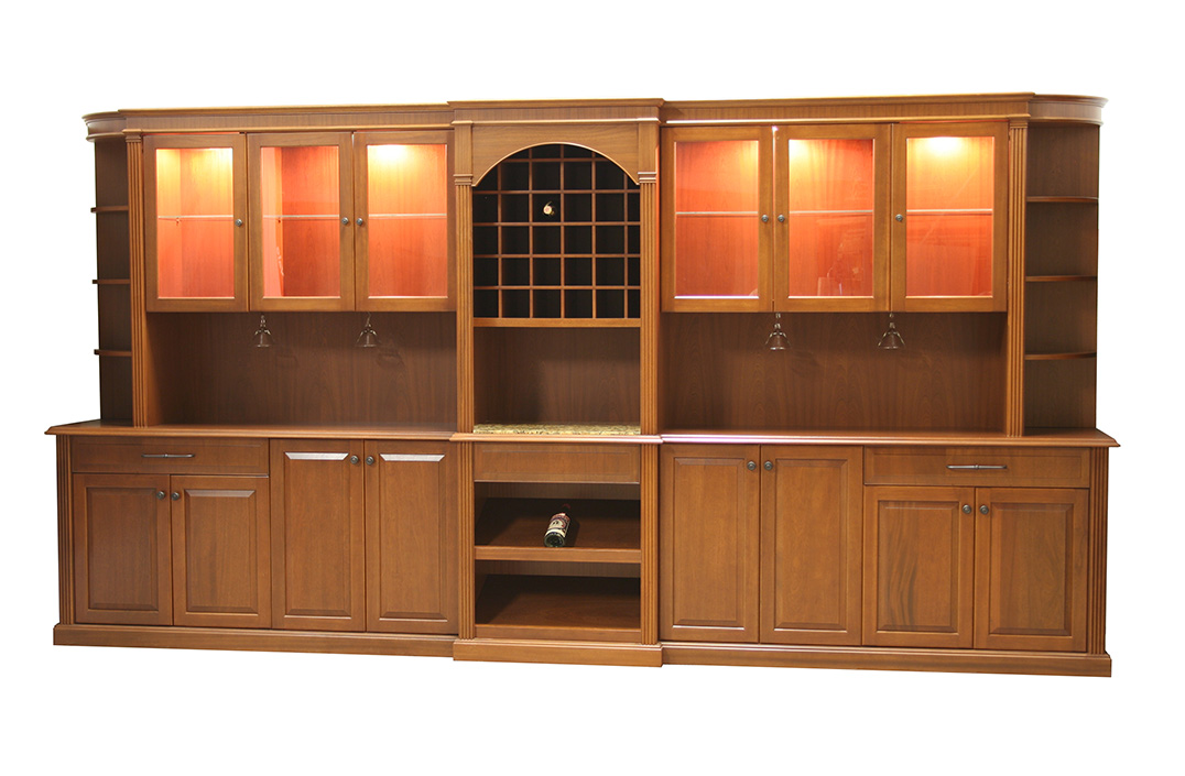 Bookcases and Wall Units   Arnold Contract