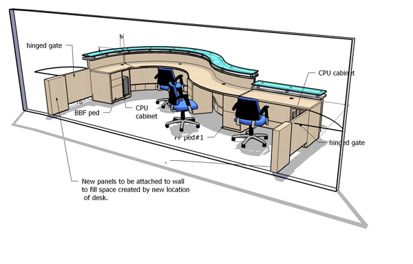Concept Drawings Arnold Contract