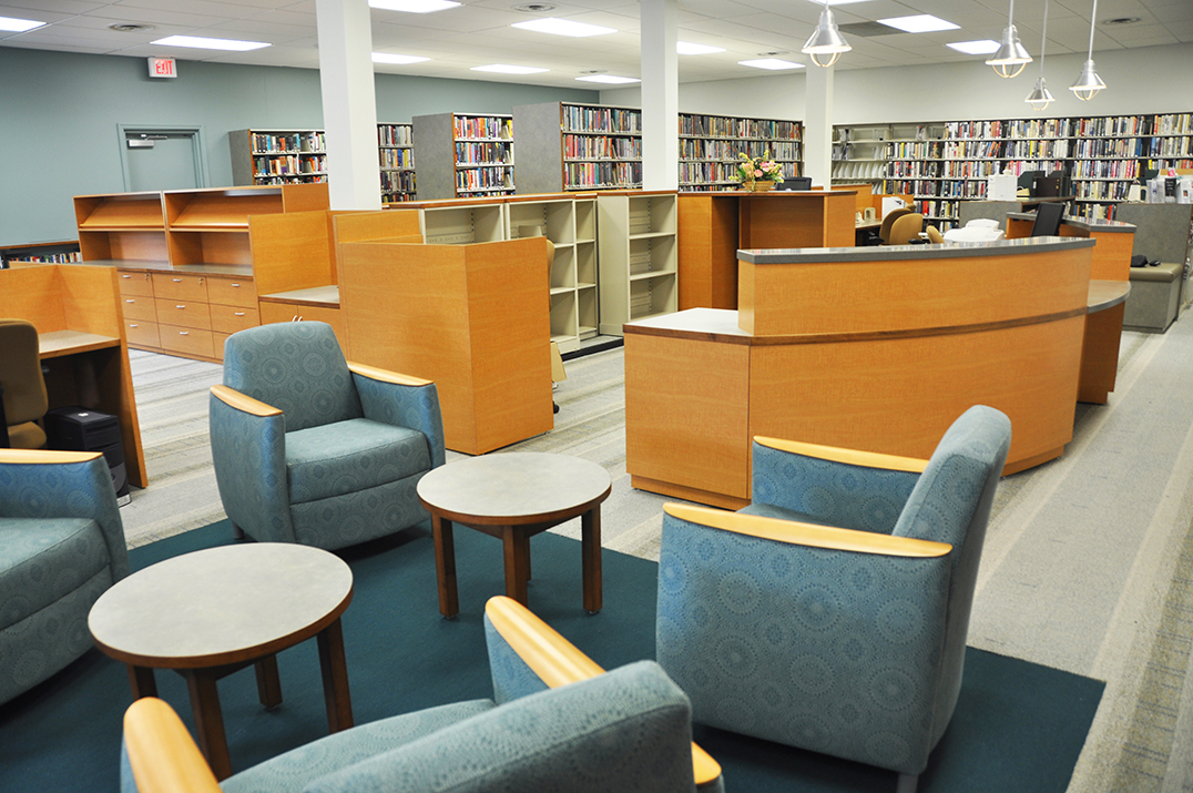 Wanaque Library Arnold Contract