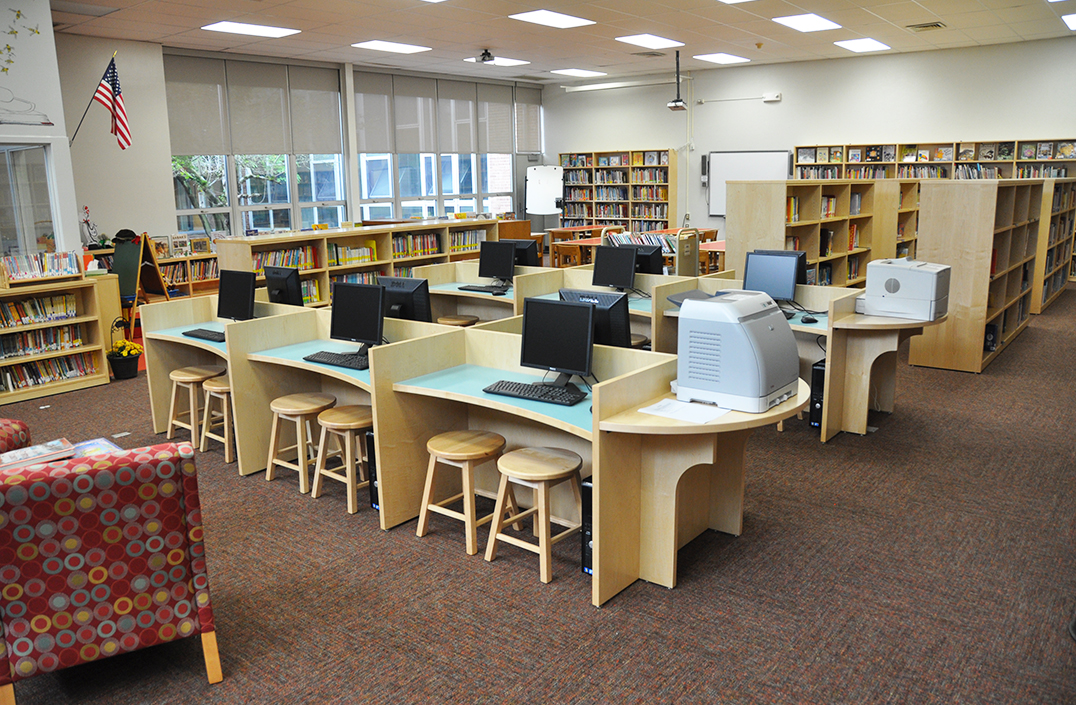 Cedar Hills Elementary Library Arnold Contract