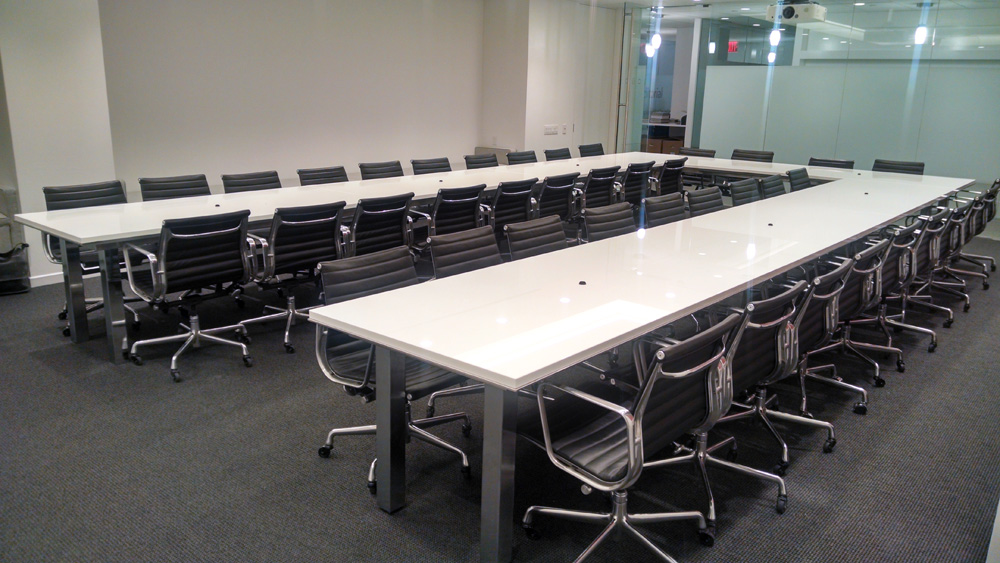 Contemporary Conference Tables Arnold Contract