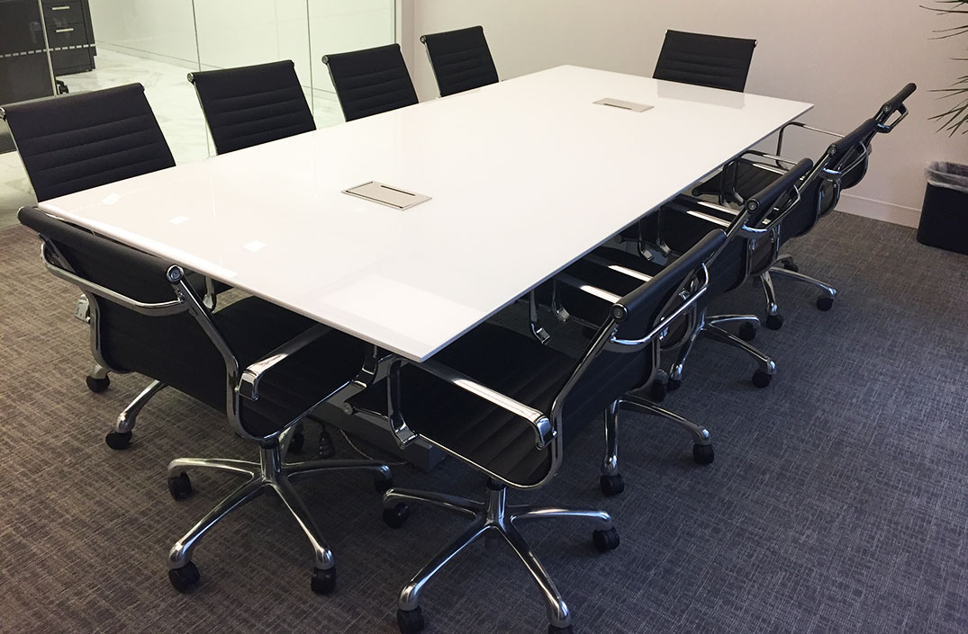 Stone And Solid Surface Arnold Contract - Stone conference table