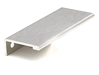 Contemporary Aluminum Edge Pull - BP989880170