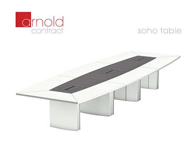 Price List - Soho Table
