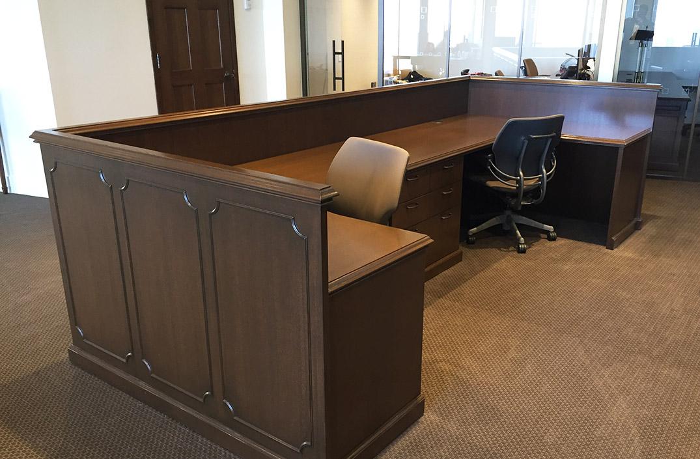 georgetown casegoods desk