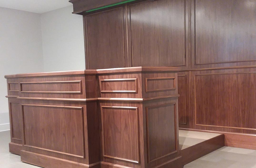 Judge's Bench