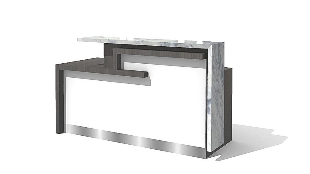 Linea front view configuration 0