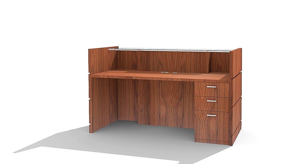 Siena inside view wood grain configuration 0