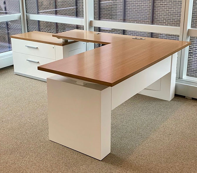 Konnect Desk Installations